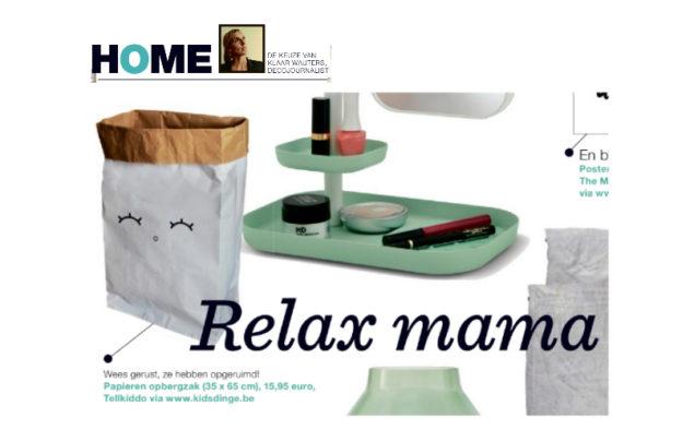 Mei 2015 Het Nieuwsblad magazine BE