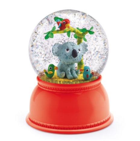 Djeco sneeuwbol lamp koala