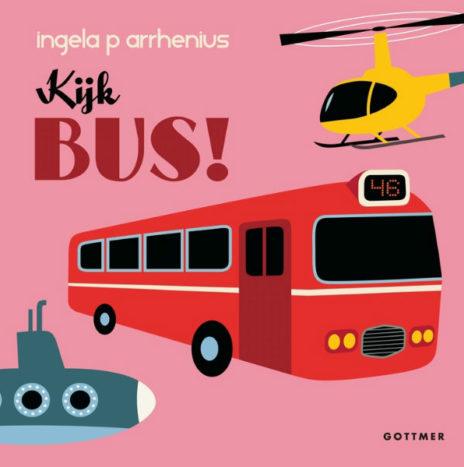 Ingela Boek Kijk bus