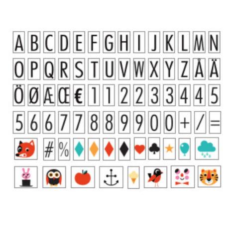 Ingela lightbox extra symbolen set