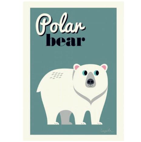 Ingela Polar beer poster 50×70