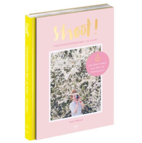 Shoot boek fotograferen Anki Wijnen