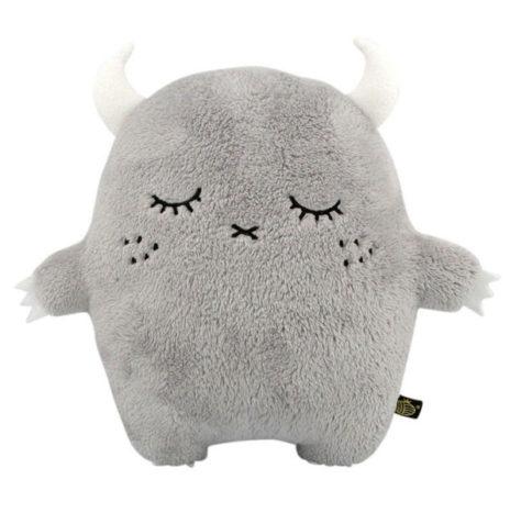 Noodoll Ricepuffy knuffel grijs