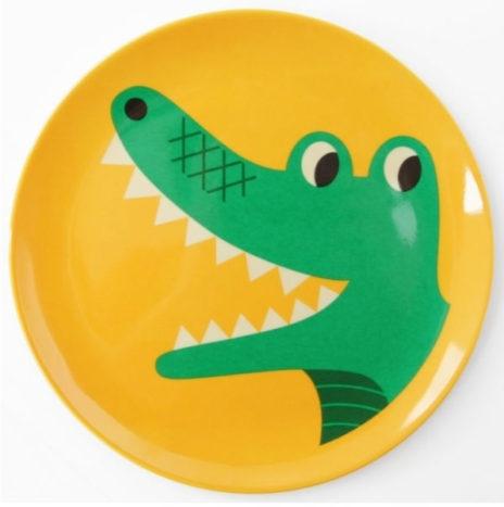 Ingela krokodil eetbord melamine