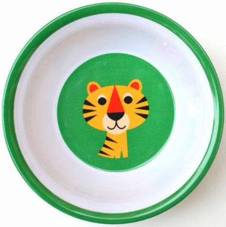 Ingela tijger bowl melamine