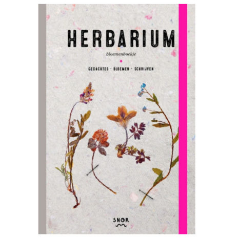 Pocket Herbarium boek