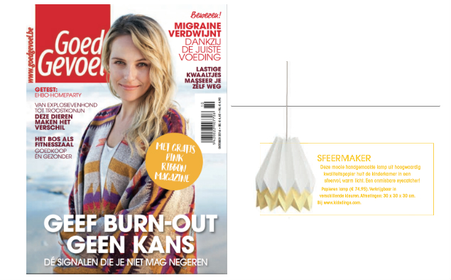 Kidsdinge Oktober 2016 Goed Gevoel magazine