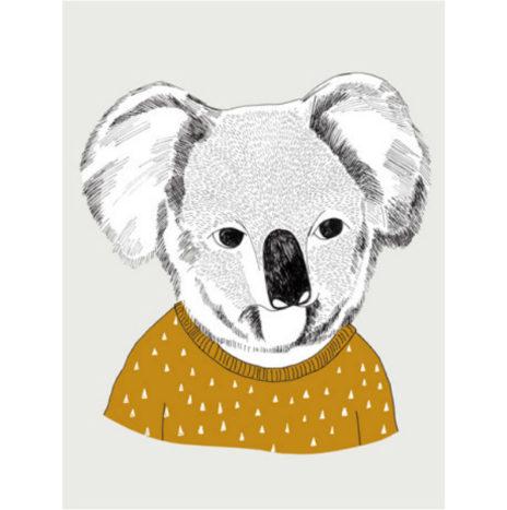 A3 Poster koala