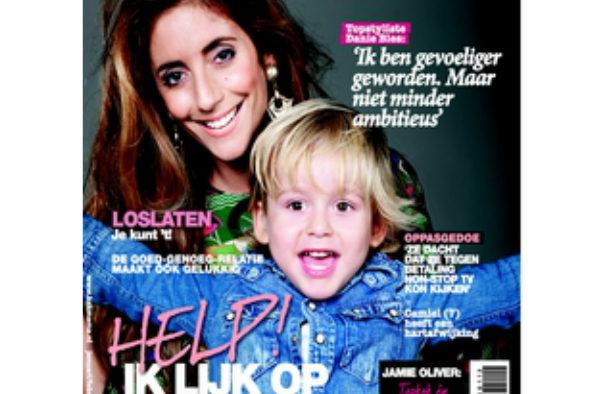 Februari 2012 Kek mama magazine Nederland