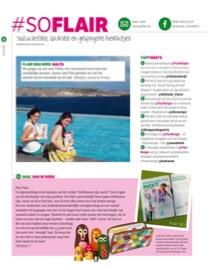 Flair magazine September 2014 www.kidsdinge.com