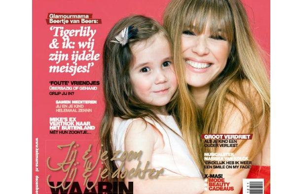 Januari 2012 Kek mama magazine Nederland