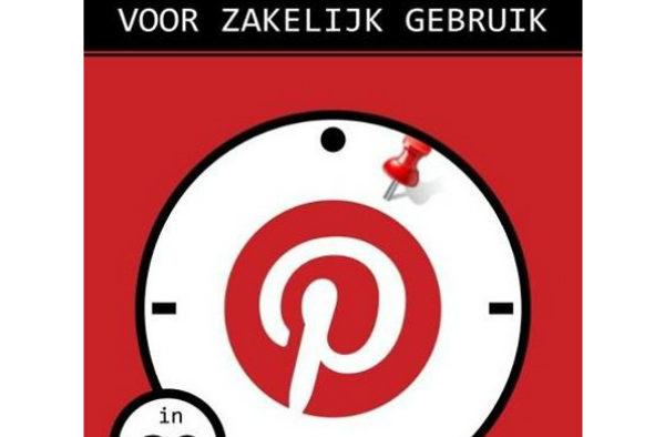 Juli 2014 Boek Pinterest voor zakelijk gebruik Nederland