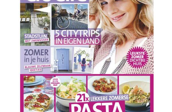 Augustus 2011 Libelle magazine België