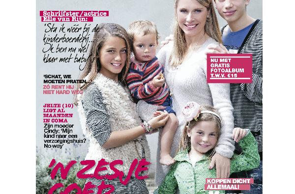 September 2011 Kek mama magazine Nederland