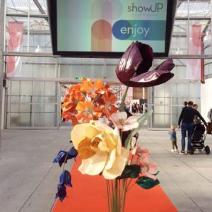 ShowUp event te Amsterdam