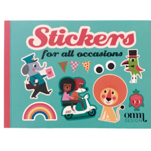 Stickerboek-Ingela