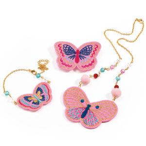 Djeco Butterflies juwelenset