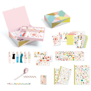 Djeco My stationary Tinou sfeer