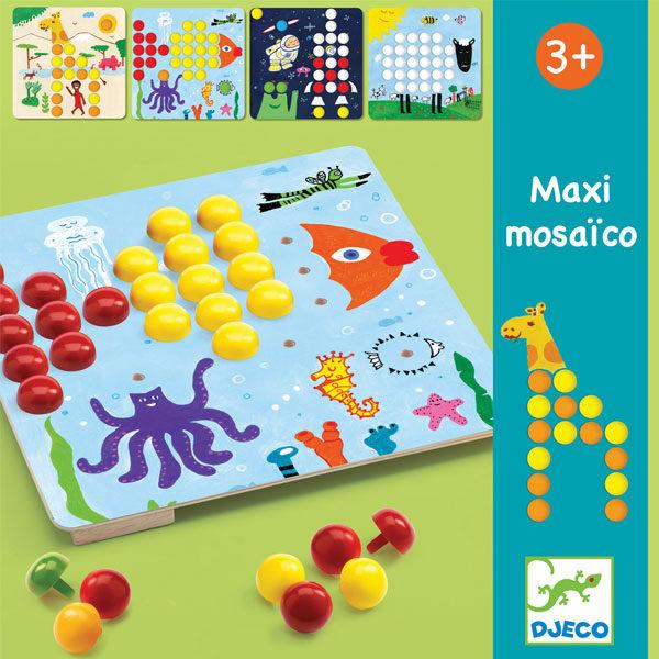 Djeco mosaico maxi vanaf 3 jaar