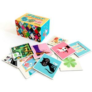 Memory-floor-game