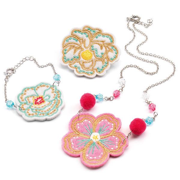 Djeco-Flowers-juwelenset