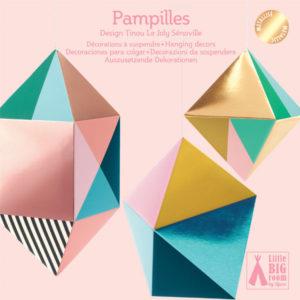 Djeco Pampilles-3-hangers-mettalic