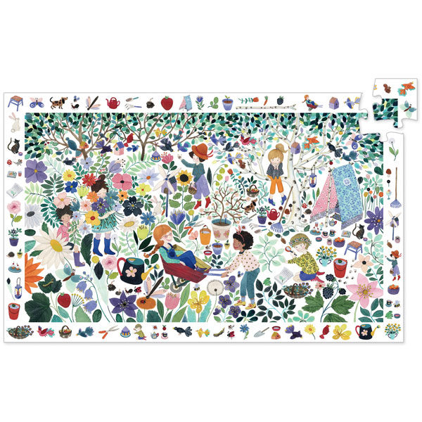Djeco-bloemen-puzzel-100-stuks-vanaf-5j