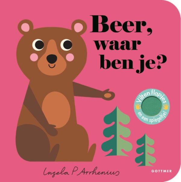 Beer,waar ben je?