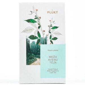 Wilde frambozenblad thee Wilde frambozenbladthee (bevat losse bladeren van Rubus idaeus) is een van de rijkste aan geuren. Het smaakt naar iets dat je altijd al cadeau hebt willen doen aan een echte vriend van je. Het staat gelijk aan een wandeling door mystieke Scandinavische bossen en op zoek naar feeën die nippen aan de zoetste thee van wilde frambozenblaadjes. EIGENSCHAPPEN: De smaak is zo levendig en langdurig dat het prima is om keer op keer water op dezelfde portie te gieten. Wilde frambozenthee heeft een zweten, lichaamsreiniging, temperatuurverlaging, ontstekingsremmend, metabolisme verbeterend en immuunstimulerend effect. -> gecertificeerd biologisch -> veganistisch, vegetarisch -> met de hand geplukt in biologische wilde weiden en bossen van Noord-Europa -> ethisch merk Cafeïne vrij GGO-vrij Witte kartonnen verpakking met beschermende binnenverpakking, gewicht 25 g. Afmeting 9,6cm x 5cm x 17cm (h) Van nature kleurrijk en aromatisch omdat het met de hand wordt geplukt in wilde biologische weiden van Scandinavië.