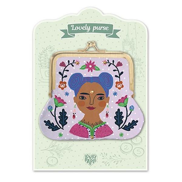 Djeco portemonnee Kali Kali is een schattige portemonnee voor de allerkleinsten van het Franse merk Djeco.